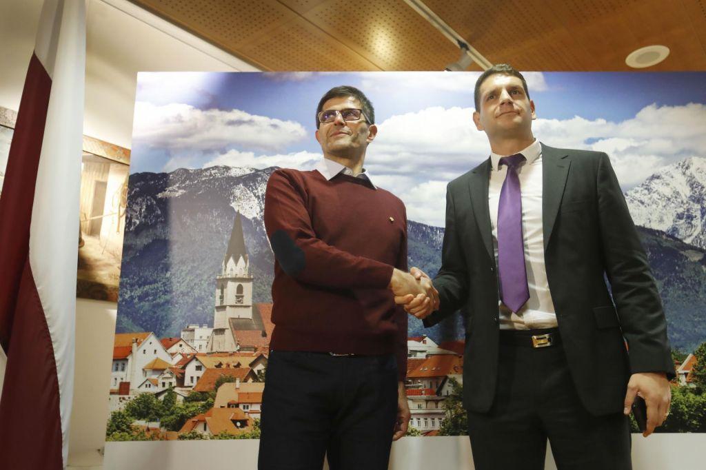 Odpri galerijo. Zoran Stevanović in Matjaž Rakovec 9fd4d6c5ea
