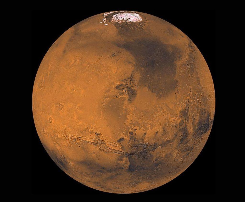 Nekatere največje skrivnosti Marsa