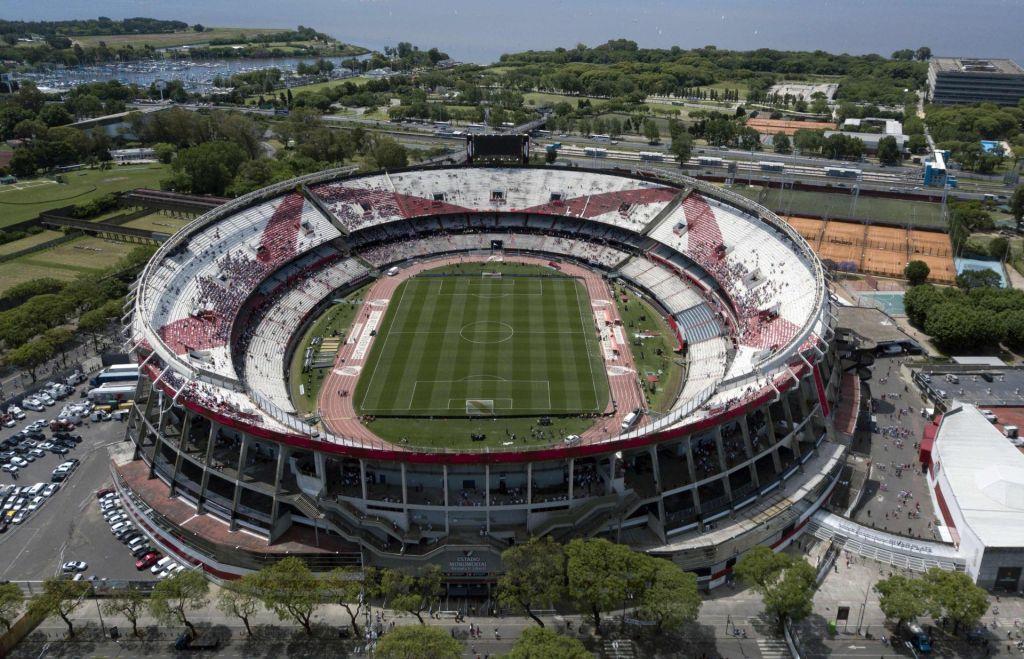FOTO:»Superclasico« zunaj Argentine, Boca sporoča, da ne bo igrala (VIDEO)