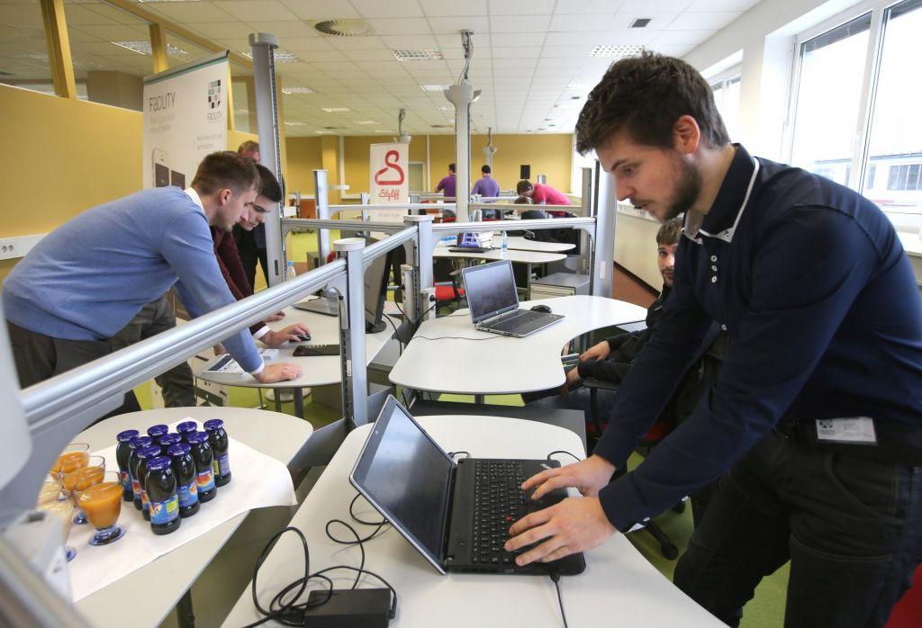 FOTO:Izkušnje pri podjetnikih pomagajo do lastne poslovne ideje