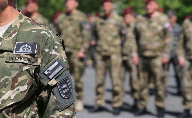 V Slovenski vojski (SV) so sicer vse enote odprte za oba spola. FOTO: Arhiv Delo