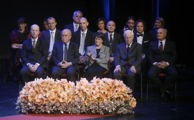 Za državne nagrade v znanosti velja medijski embargo do same podelitve. FOTO: Bla�ž Samec