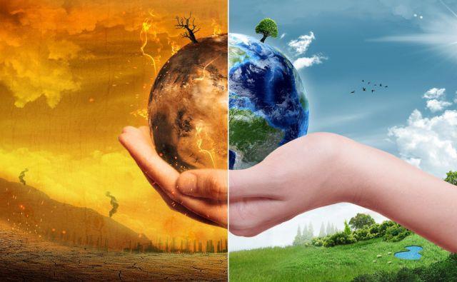 Evropa želi na biti na podnebnem vrhu v Katovicah zgled. FOTO: Shuttterstock