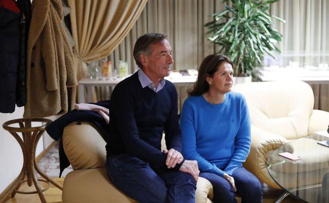 Stranka Alenke Bratušek (SAB) premieru Marjanu Šarcu predlaga Iztoka Puriča za novega kohezijskega ministra. FOTO: Leon Vidic/Delo