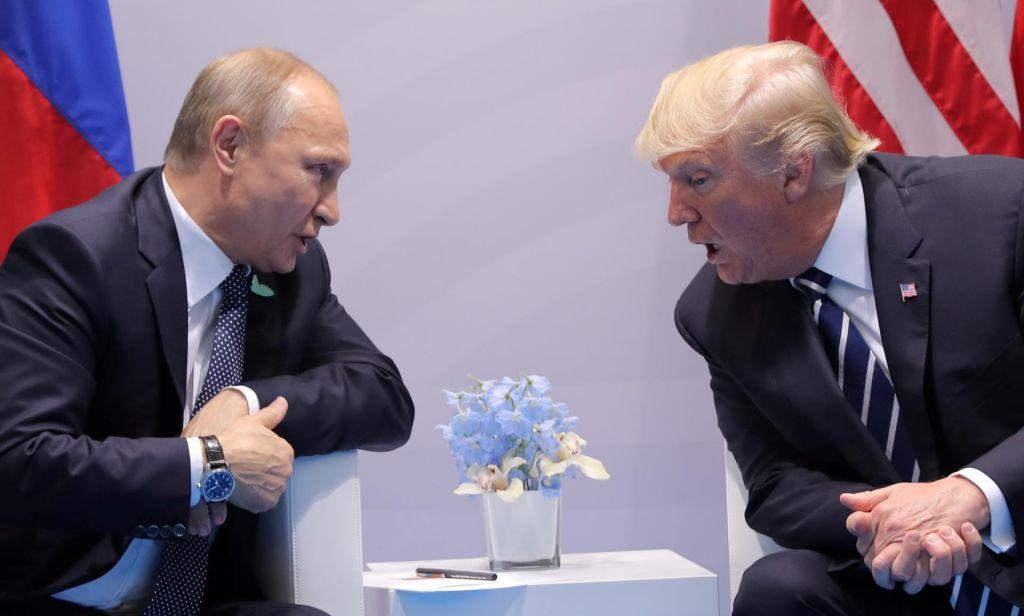 Trump utegne odpovedati srečanje s Putinom