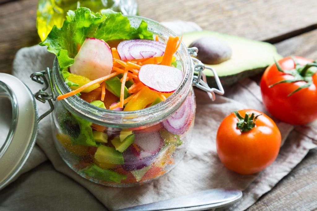 Raznobarvna živila fitonutrienti!
