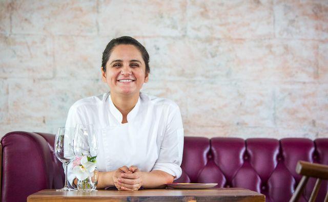 Prva indijska chefinja z Michelinovo zvezdico. FOTO: Facebook