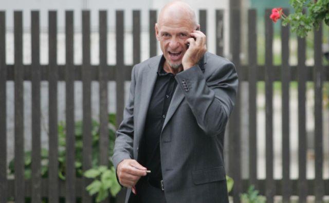 Mirko Tuš se je leta 2014 o prodaji Tušmobila dogovoril s Telemachom, ta je za operaterja plačal 110 milijonov evrov. FOTO: Aleš Černivec