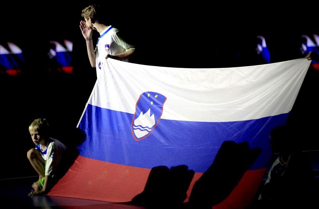 Slovenija v iskanju cilja