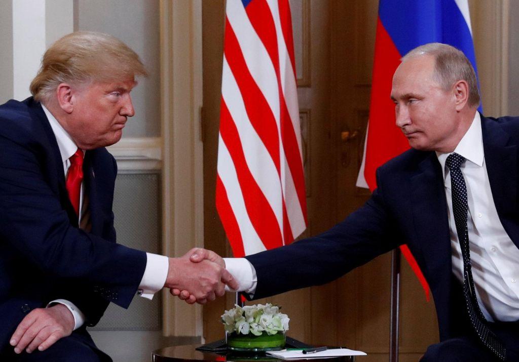Trump odpovedal srečanje s Putinom na vrhu G20