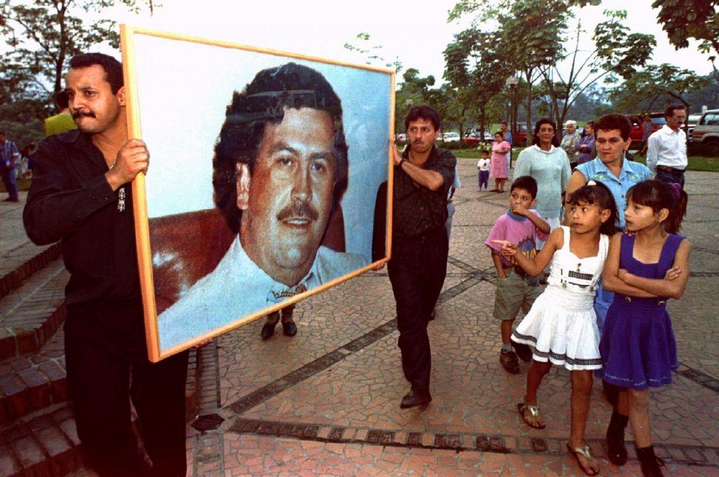 FOTO:Escobar je mrtev, živel Escobar