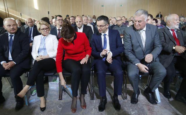 Čas je, da ugotovimo, čigav kandidat bo nosilec liste za evropske volitve, sporoča prvak LMŠ. FOTO: Leon Vidic/Delo
