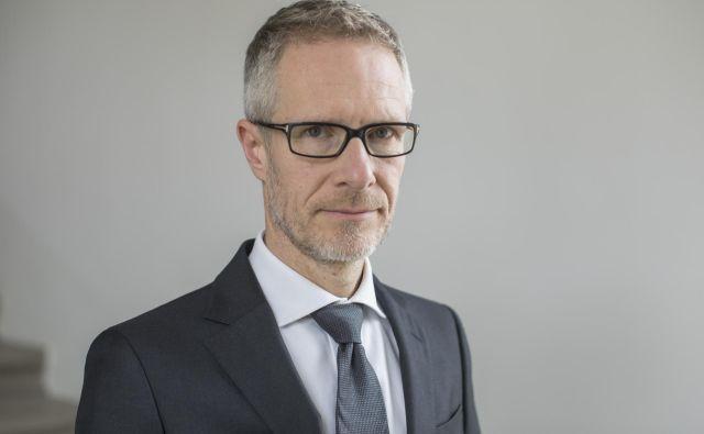 Boštjan Vasle je kandidat, ki ga je izbral predsednik države.