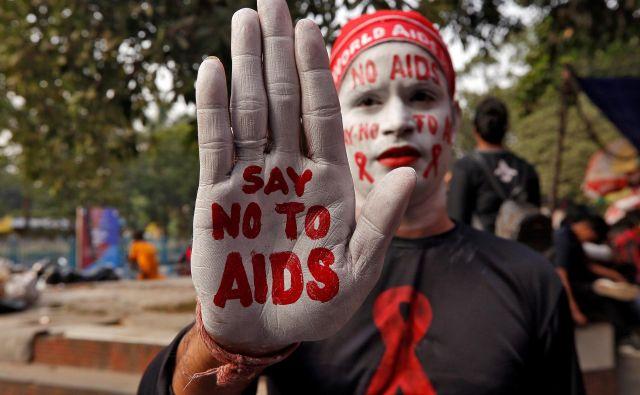 Lani so na NIJZ postavili 39 novih diagnoz okužbe s hivom. FOTO: Arhiv Dela