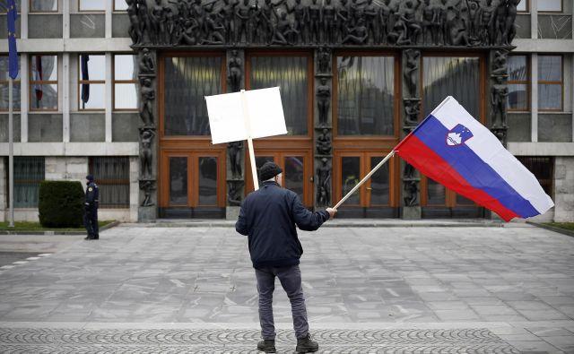 Nacionalizem je že nekaj let v porastu. FOTO: Bla�ž Samec