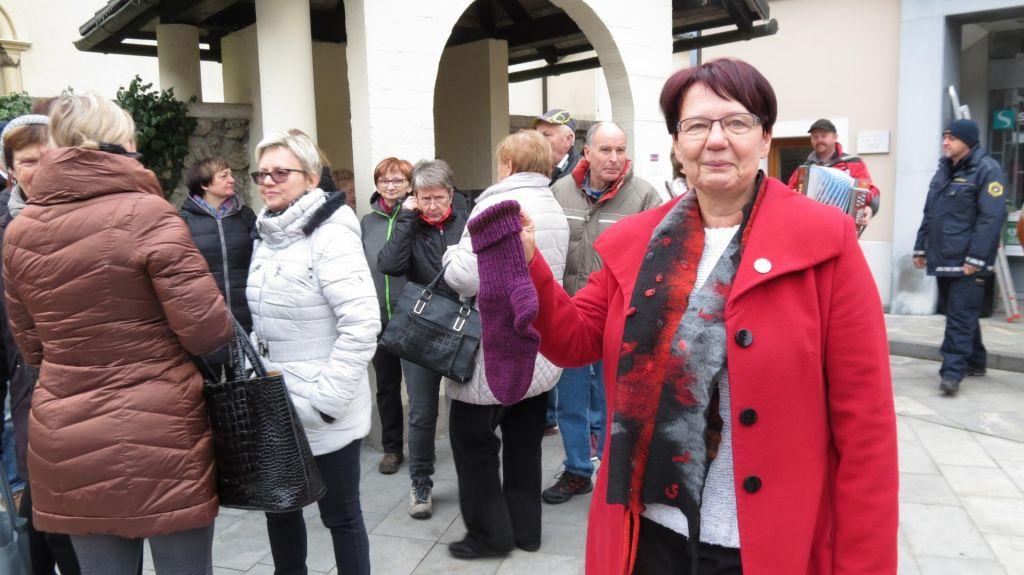 FOTO:NLB v Črni samo še danes in nikoli več