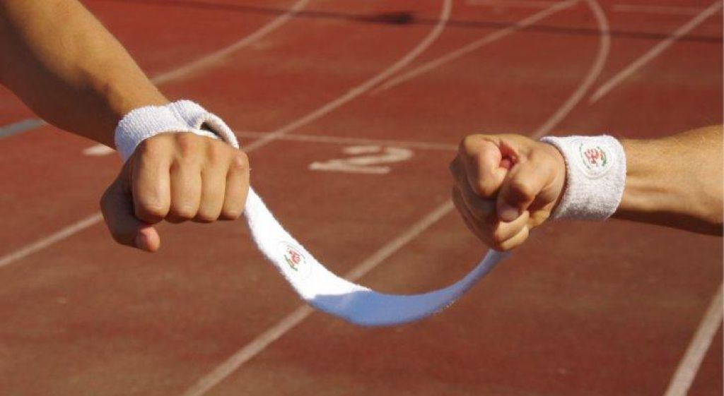 Maraton vidim samo s srcem