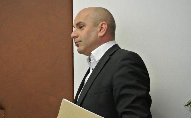 Marjan Hribar ima trenutno dva glasova prednosti. FOTO: Brane Piano
