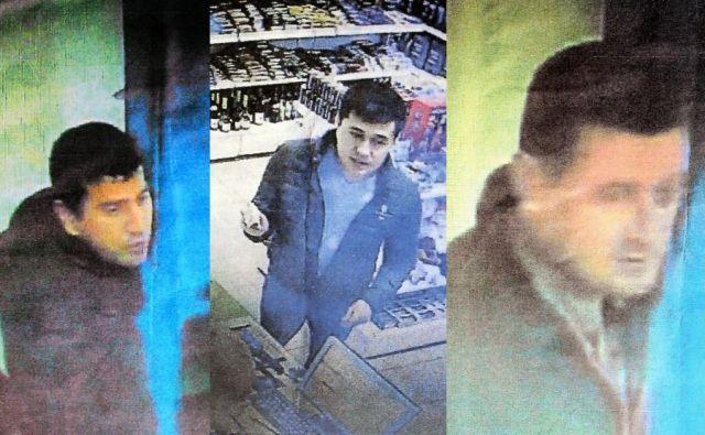 Fotografije osumljencev FOTO: PU Celje
