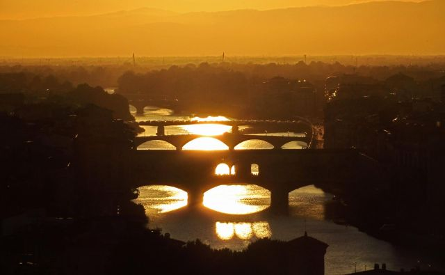 Firence, stoletja mesto presežkov FOTO Blaž Samec