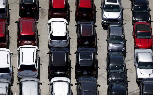 Ameriško parkirišče. FOTO: Reuters