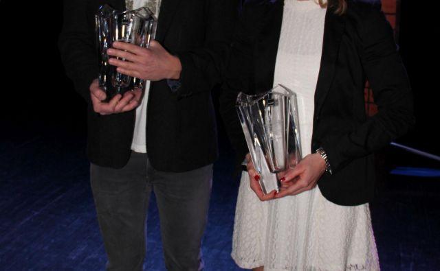 Letos sta najbolj izstopala Urša Kragelj in Simon Oven. FOTO: Nina Jelenc/KZS