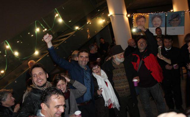 Klemen Miklavič se zaveda, da vpliv MONG sega izza občinskih meja. Foto Blaž Močnik