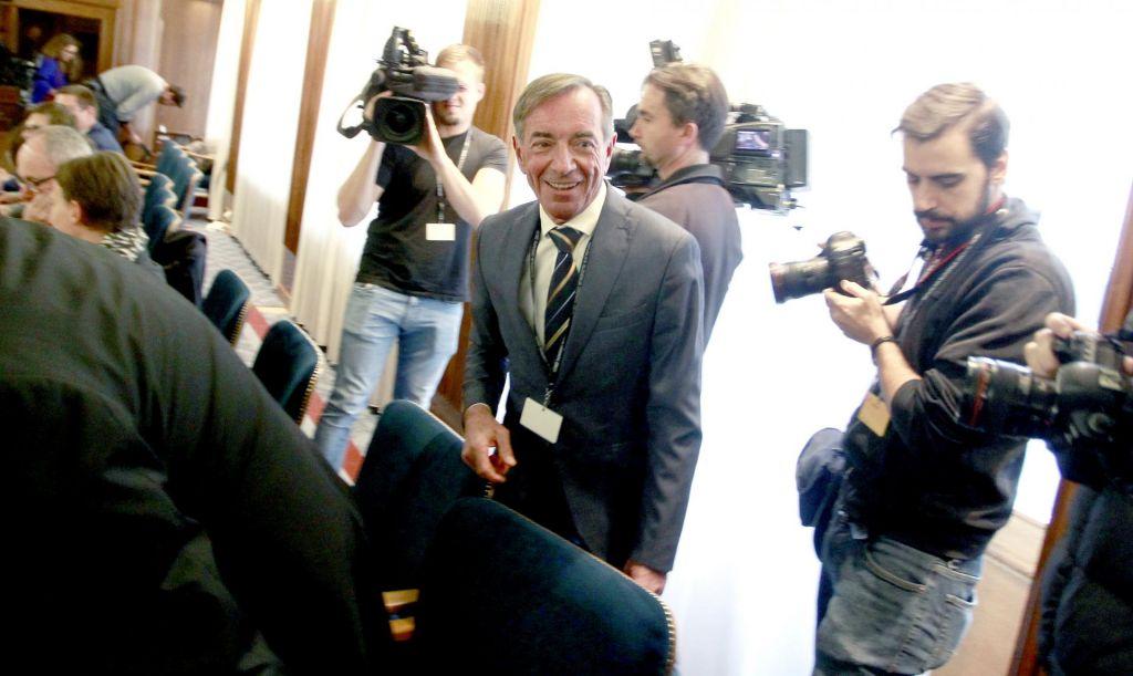 Iztok Purič, kandidat za ministra: Razlog za neučinkovitost so velikokrat tudi slabi odnosi