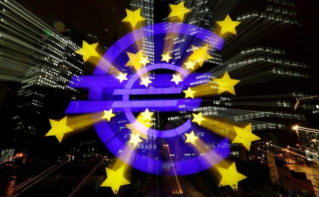 Bolj temeljite reforme območja z evrom bodo morale počakati na boljše čase. FOTO: Kai Pfaffenbach/Reuters