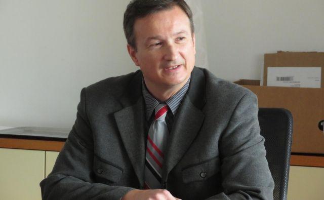 Predsednik občinske volilne komisije Fredi Bančov je potrdil prejem treh pisnih ugovorov. FOTO: Arhiv Delo