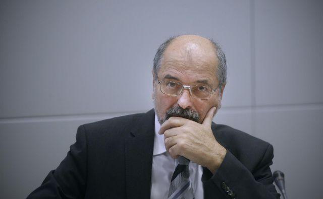 Generalni direktor RTVS Igor Kadunc je prepričan, da obtožbe niso utemeljene. FOTO: Bla�ž Samec/Delo
