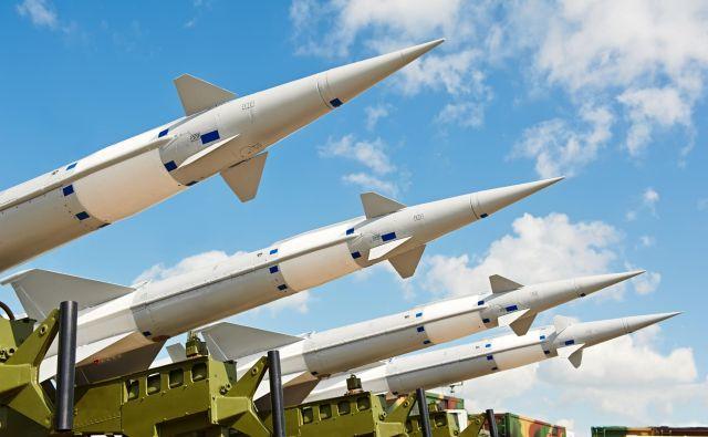 Jedrske konice Foto Shutterstock