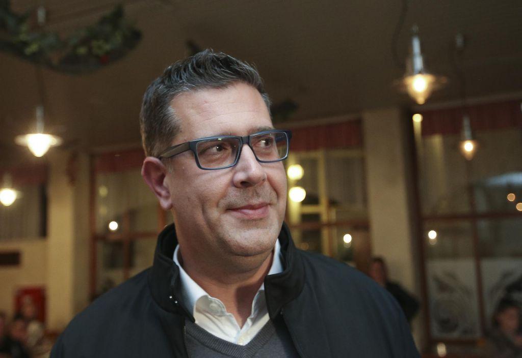 FOTO:Bržan obžaluje, da se Popovič ni sprijaznil z volilnim porazom: To ni dobro za Koper