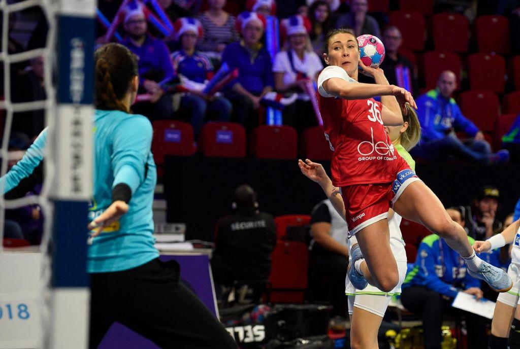 Slovenke presenetile olimpijske prvakinje
