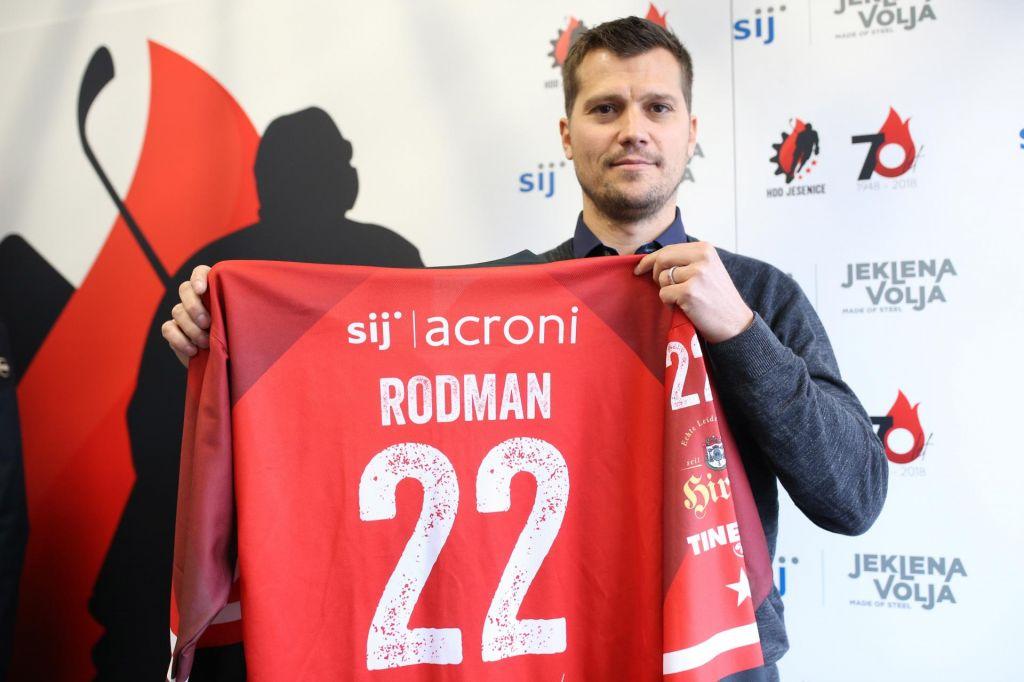 Marcel Rodman as iz rokava za preporoditev železarjev