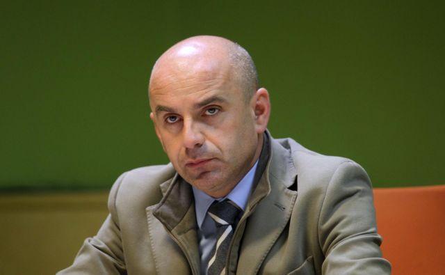 Bo Marjanu Hribarju uspelo zasesti županski stolček? FOTO: Blaž Samec/Delo