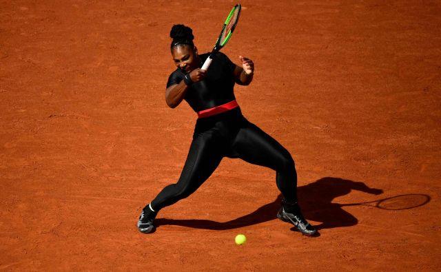 Serena Williams je letošnji avstralski turnir izpustila, prihodnje leto ga očitno ne bo. FOTO: Christophe Simon/AFP