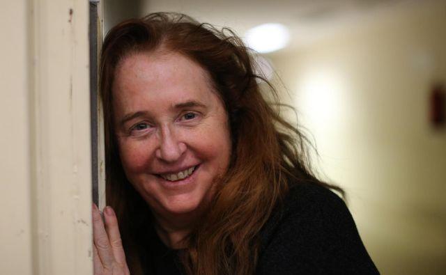 Mary Coughlan, pevka trpkega glasu Foto Tomi Lombar