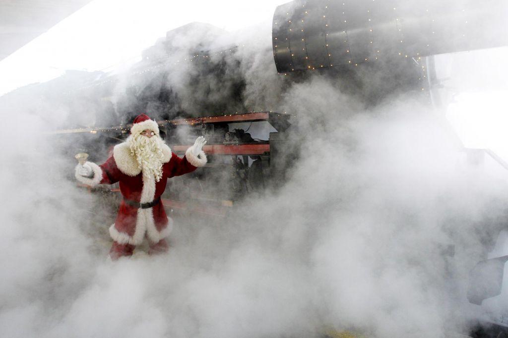 FOTO:Kako radodarna bodo podjetja z božičnicami