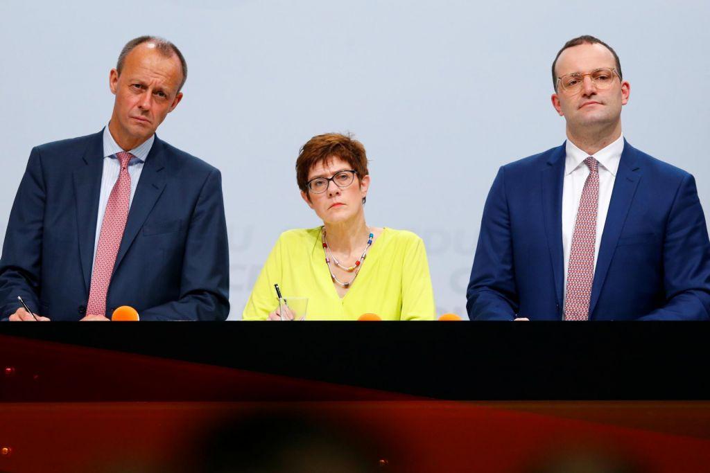 Kdo bo nasledil Angelo Merkel?