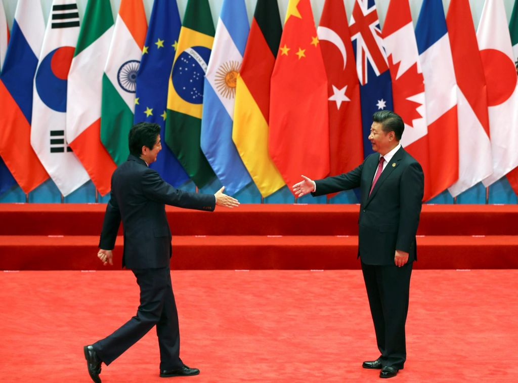 Japonska: na obrobju, a hkrati v središču