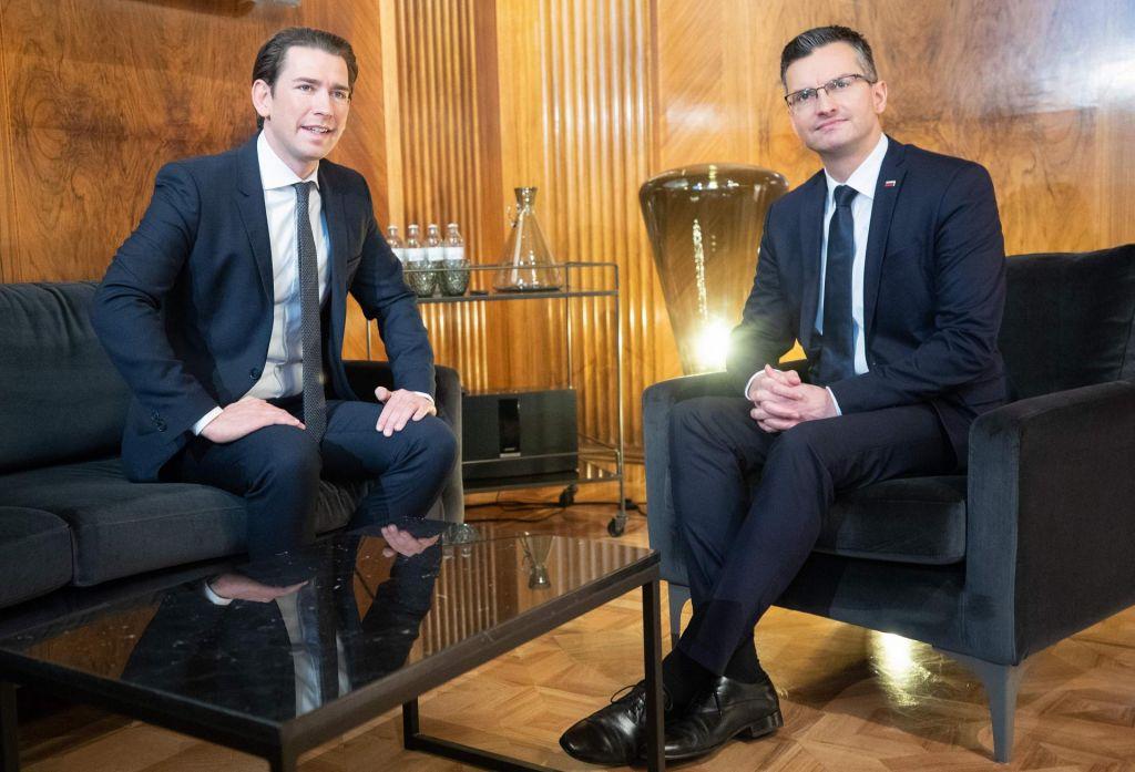 Šarec: Slovenija ima občutek, da ji Avstrija ne zaupa