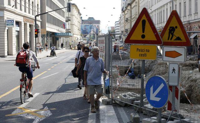 Družba MG Mind je stoodstotna lastnica ljubljanskega gradbinca KPL, ki je v zadnjem letu s prestolnico ustvaril za 186 milijonov evrov poslov. FOTO: Blaž Samec/Delo