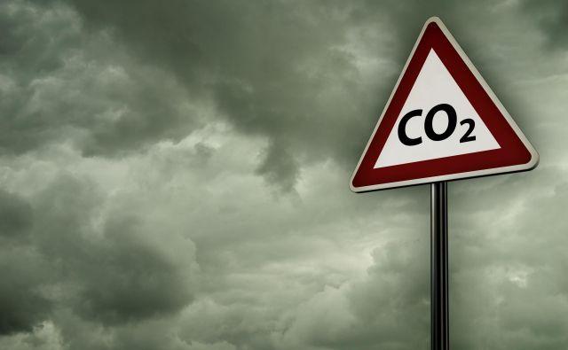 Izpusti ogljikovega dioksida so v letošnjem letu močno narasli. FOTO: Shutterstock