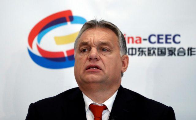 Madžarski premier Viktor Orbán.Foto: Bernadett Szabo/Reuters