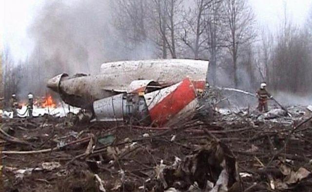 V hudi letalski neserči je umrlo vseh 96 ljudi na krovu. FOTO: Reuters