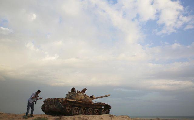 Jemenska vojna je v svojem jedru vojna prek posrednikov. FOTO: Jon Gambrell/AP