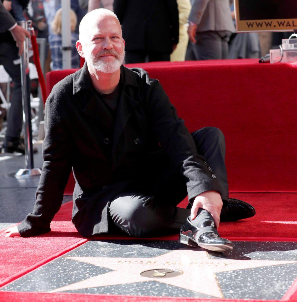 Režiser Ryan Murphy dobil zvezdo na Hollywoodskem pločniku slavnih