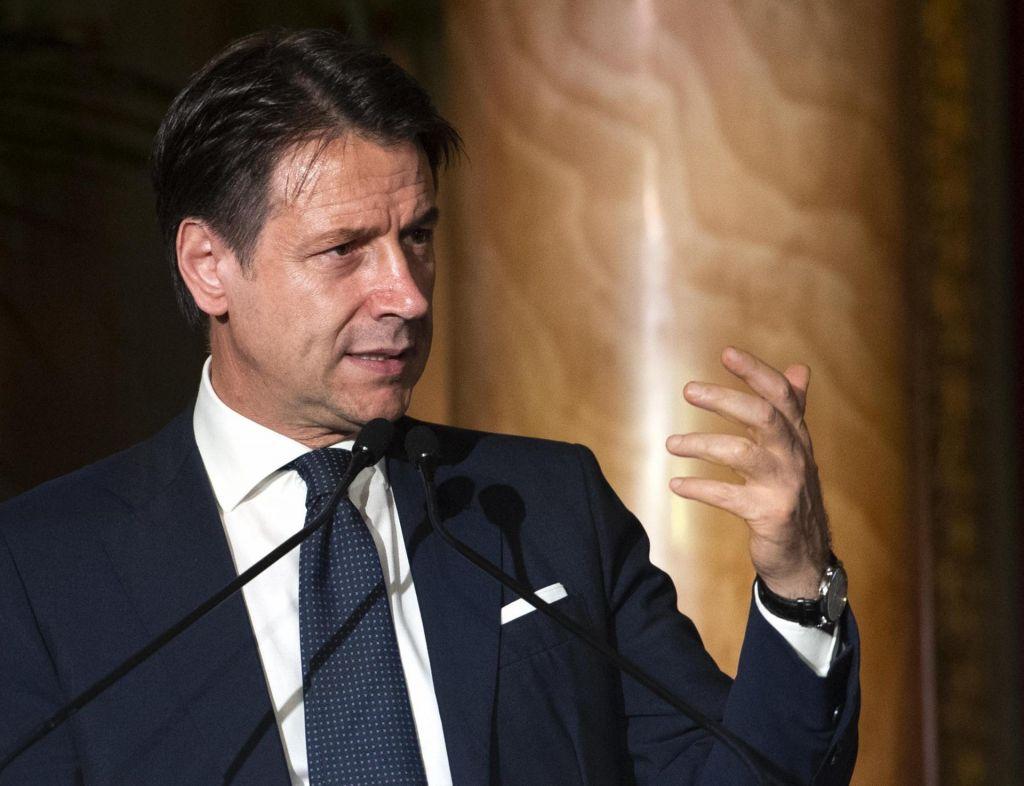 Italija pred sprejetjem novega predloga proračuna