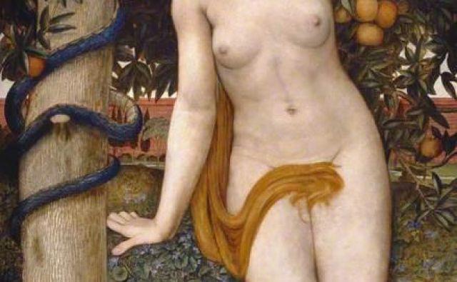 Eva, prva ženska po <em>Stari zavezi,</em> je najpogostejši lik popularne kulture.